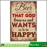 De reclame van Decor van de Muur van de Bar van de Decoratie van de Winkel van de Raad van het Teken het Hangende C163