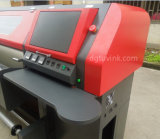 impresora solvente principal al aire libre de interior de la publicidad de cartel de la bandera de la flexión de la impresora de 3200m m 126inch 4PCS 512I Konica