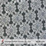 Dentelle de coton de tissu pour rideaux (M3199)