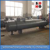 Shell industrial y condensador de tubo y Fabricación