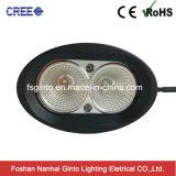 Indicatore luminoso impermeabile del lavoro del CREE LED di 10-30V 20W
