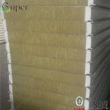 Gebäude-Isolierungs-Felsen-Wolle-Zwischenlage-Panel für Wand-Dach