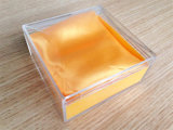 Casella trasparente di plastica suggerita della radura del commercio all'ingrosso della fabbrica per la vigilanza o i monili