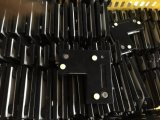 ガラスドアロックパッチの付属品のための長いガラスヒンジ
