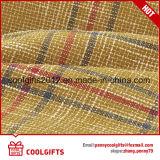 Cuscino di manovella decorativo del cotone del sofà multicolore quadrato di griglia di alta qualità
