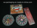 Bac d'emballage transparent pour bac à crayons