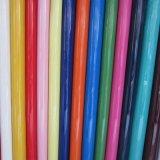 Faux Leatrher Couro PU PVC resistência a abrasão de couro para Airbag.