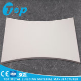 Panneau simple en aluminium irrégulier pour la décoration de mur intérieur et extérieur