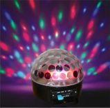 단계 훈장 곁눈 가리개 빛을%s 가진 마술 공 LED 단계 빛