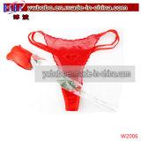 Cadeau de mariage rose fleurs cadeaux de promotion de la promotion des produits promotionnels (W2006)