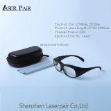 Nouveau produit er 2700-3000nm Laser@O. D 6+ des lunettes de protection de 100 % du prix de gros de haute qualité