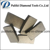 Гранит Sgment лезвия вырезывания диаманта для минирование оборудует мраморный камень