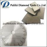 Этап лезвия гранита режущего инструмента диаманта для конкретного мраморный минирование