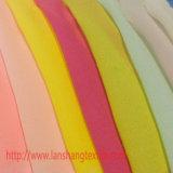 Химически полиэфир Habijabi ткани шифоновый для занавеса шарфа одежды