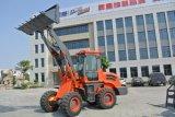 2 Cer-niedriger Preis-der Multifunktionsrad-Tonnen Ladevorrichtungs-Payloader