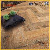 2017 Inkjet Azulejo de madera de cerámica esmaltada para suelo / pared
