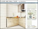 baldosa cerámica del suelo y de la pared de la cocina de 300X600m m (VWD36C615)