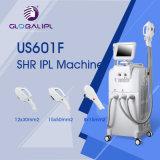 L'IPL 3 gère l'Épilation SHR et de la peau IPL de rajeunissement de la machine