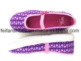 Девочек ЭБУ системы впрыска Canvas обувь обувь повседневная обувь (FFHH1230-08)