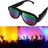 Magic Glow Party Glasses Sound Active Light up Vidros LED intermitentes