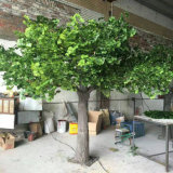 직업적인 인공 다채로운 은행나무 나무