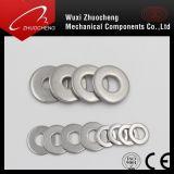 Rondelle plate DIN125 d'acier inoxydable avec la conformité d'OIN 9001