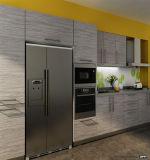 贅沢な台所家具の現代食器棚