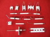 Scintilla dell'accensione dell'allumina/elettrodi di ceramica dell'accensione