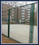 アルミ合金ワイヤーチェーン・リンクの塀