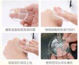 Silicone éponge de maquillage pour les produits cosmétiques 100 % de maquillage éponge en silicone de forme ronde