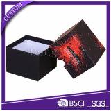 Contenitore di vigilanza di carta di lusso personalizzato fabbrica di marchio con il cuscino