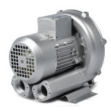 Machine de ventilateur de boucle d'alliage d'aluminium