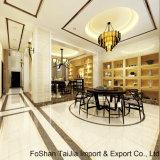 Voll polierte glasig-glänzende 600X600mm Porzellan-Fußboden-Fliese (TJ64006)