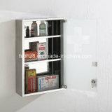 Новый Стиль мебели из нержавеющей стали ванная комната хранения кабинет наружного зеркала заднего вида (7030)