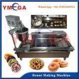 Machine van de Doughnut van het Roestvrij staal van de Prijs van de fabriek de Volledige Automatische