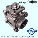 Valve de retenue de Wafer en acier inoxydable DIN avec CF8 pour l'industrie
