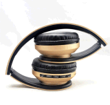 Micro- BR van de FM MP3 Groef 4 van de Kaart in Hoofdtelefoons van 1 de Draadloze van Hoofdtelefoons Bluetooth Digitale Stereo van Bluetooth EDR van de Hoofdtelefoon W/Mic Gokken van de Sporten voor Slimme Telefoons