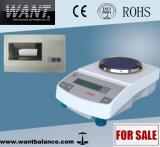 het Elektronische Saldo van de Precisie 2000g 0.01g met Ce, ISO, RoHS, c-Tik