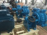 Pompe centrifuge horizontale lourde de boue du BH d'exploitation