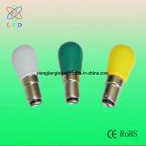 Mate/cubierta de la lechosa St26 Nevera bombilla LED, LED E14 Refrigerador lámpara, LED ST26 Lámparas Decoración