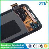 Агрегат цифрователя касания LCD - галактика S6 Samsung - первоначально качество