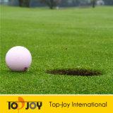 標準ゴルフパット用グリーンの人工的な草