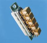 Het D-SUB van de Macht van de Douane van de Fabriek van de hete Cel 5W5