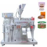 Automático Horizontal Saco Premade Cozinhando Spice/ pimenta em pó/ sabor de enchimento de molho de máquina de embalagem