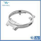 Высокая точность изготовленный на заказ<br/> алюминия CNC обработки детали на самолете