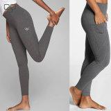 Desgaste del entrenamiento de la gimnasia de la buena calidad de los pantalones de la yoga de las polainas de la aptitud