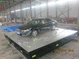 3000kg de hydraulische lift van de garageauto met draaischijf