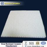 Tonerde-keramisches quadratisches Fliese-Futter vom Abnützung-Keramik-Hersteller