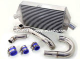 Intercooler Kits de tuberías, Racing radiador intercambiador, tubo flexible de silicona