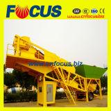draagbare Concrete Installatie 75cbm/H Yhzs75